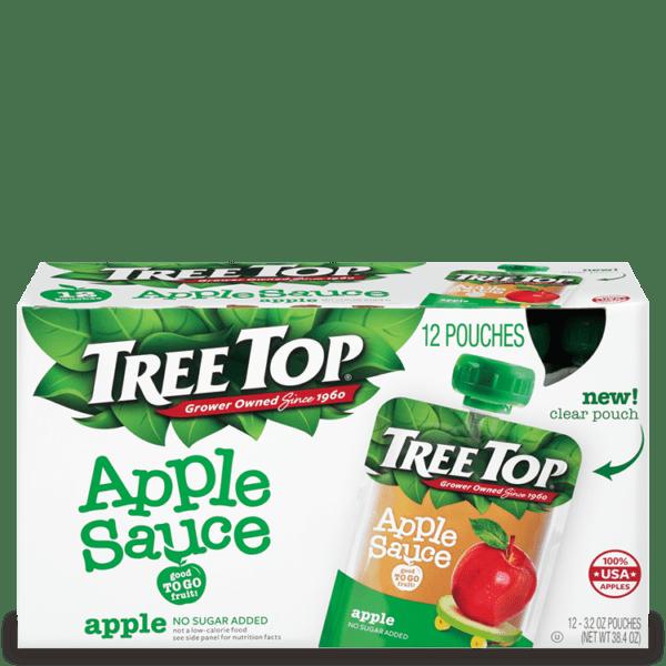 Tree Top Original Apple Sauce pouch