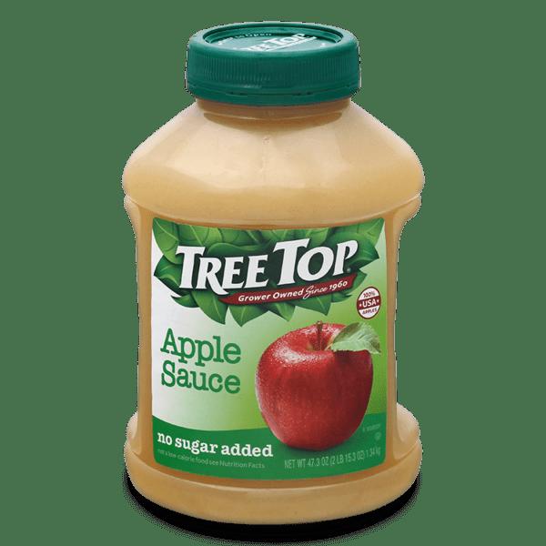 Tree Top Apple Sauce no sugar added