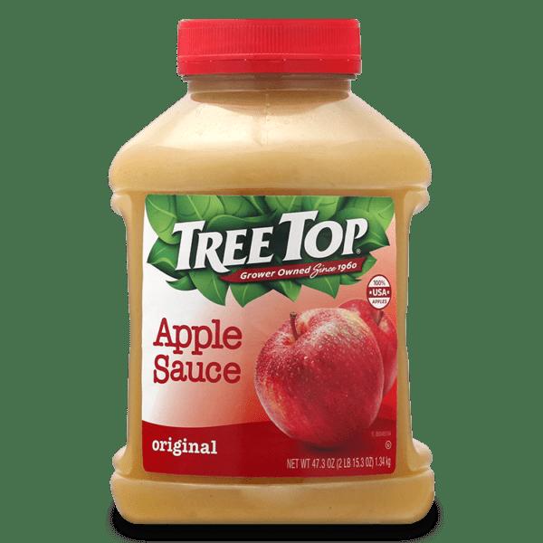 Tree Top Original Apple Sauce Jar