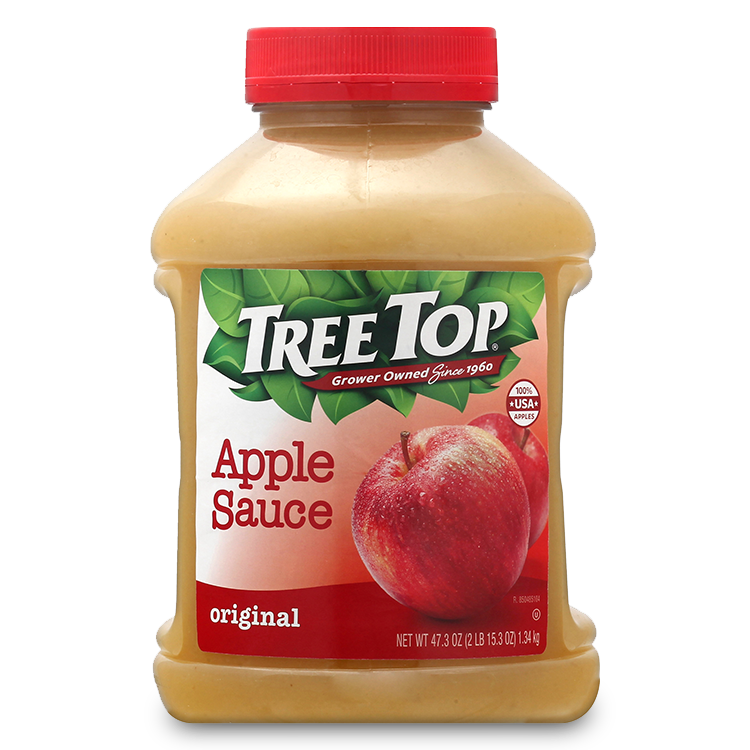 Tree Top Original Apple Sauce Jar