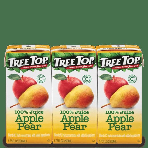 Tree Top Apple Pear juice
