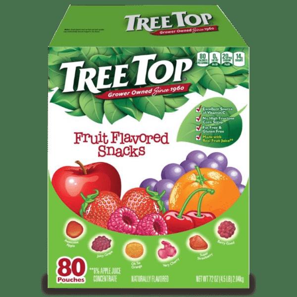 Tree Top Fruit snacks