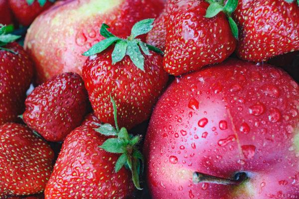 Apple Berry Juice