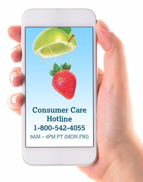 Consumer Care Hotline