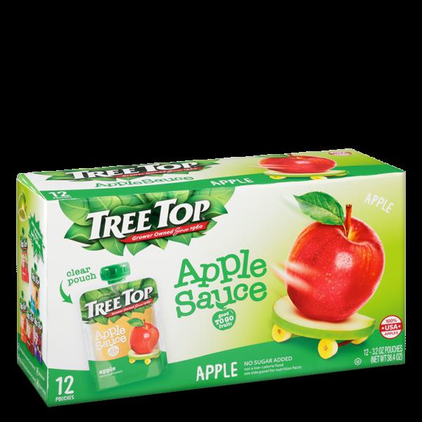 No Sugar Added Apple Sauce