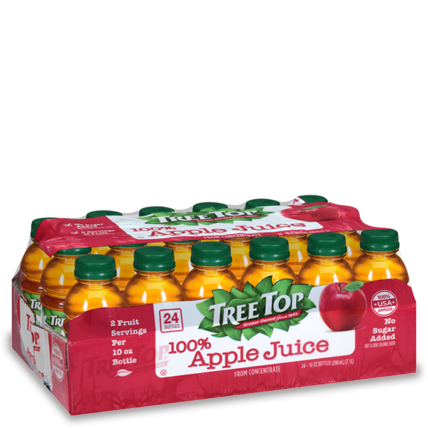 Apple Juice 10oz 24 pack