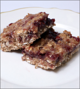 Raspberry Layered Bars
