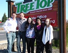 Tree Top Internships