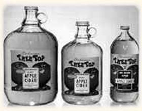 Tree Top Glass Jugs