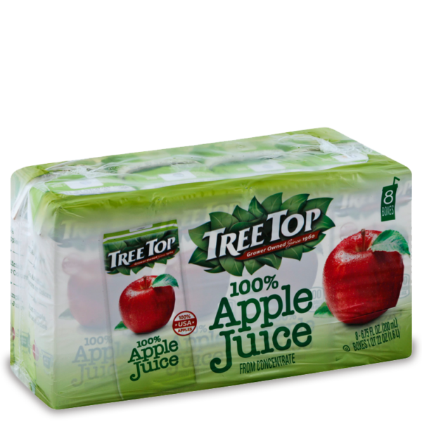 Apple Juice Box