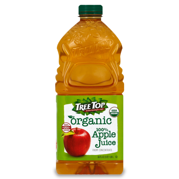 Tree Top Organic Apple Juice