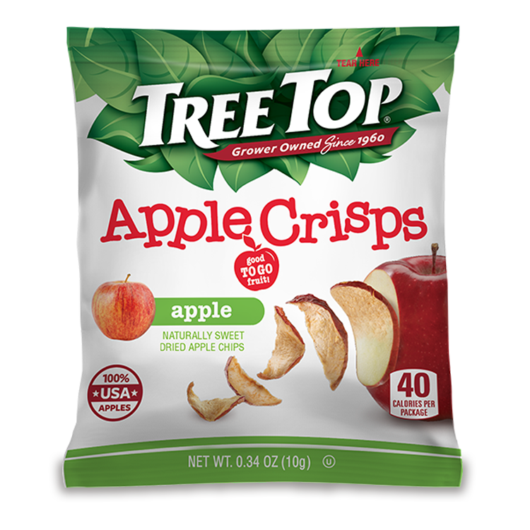 Dried Apple Crisps
