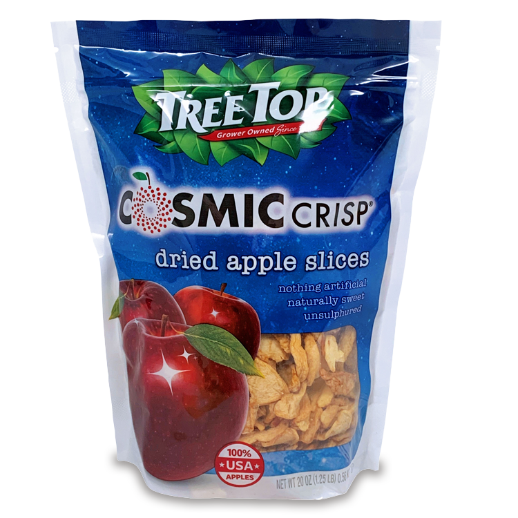 Cosmic Crisp Dried Apple Slices